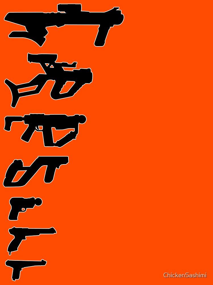 GunPlay Shadow Shot by ChickenSashimi