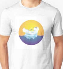 Tropical Iceland T-Shirt