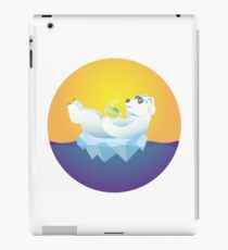 Tropical Iceland iPad Case/Skin