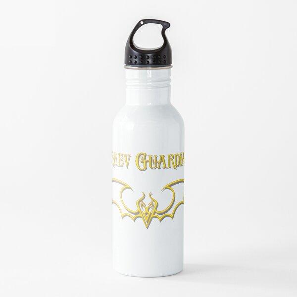 Draev Guardians fang wing symbol Water Bottle