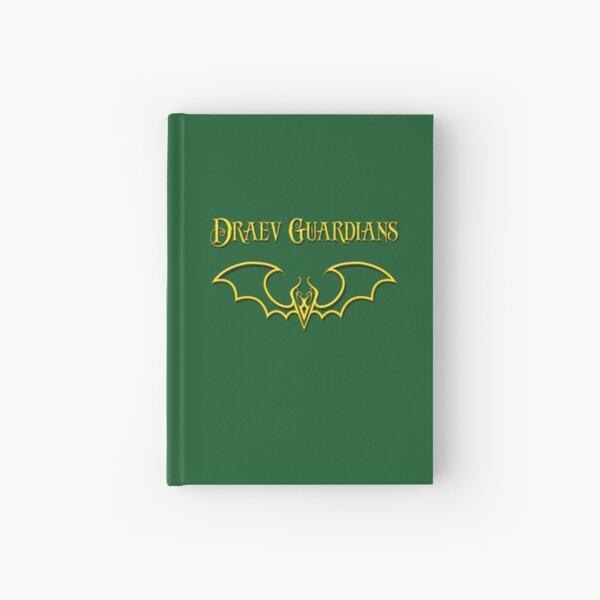 Draev Guardians fang wing symbol Hardcover Journal