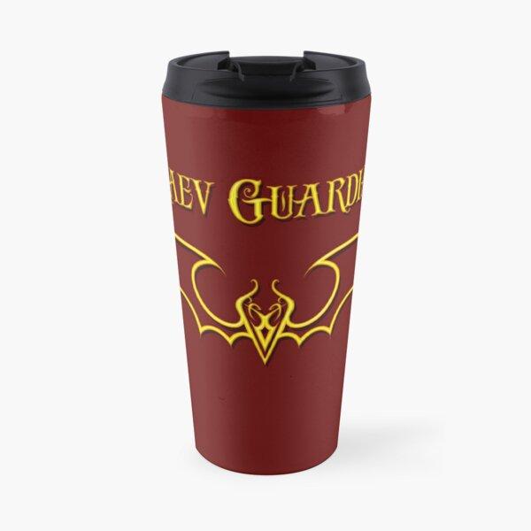 Draev Guardians fang wing symbol Travel Mug