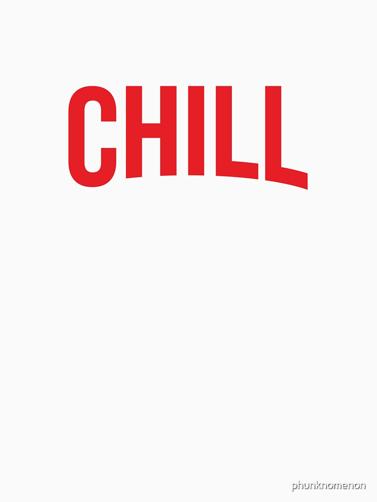 NETFLIX and CHILL | Unisex T-Shirt