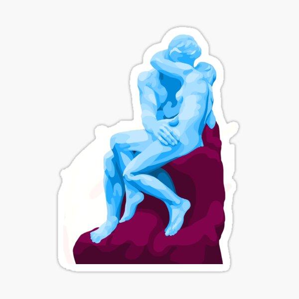 Remixed Rodin Sticker