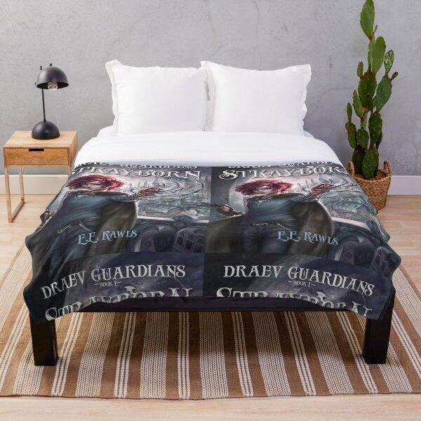 Draev Guardians art Throw Blanket