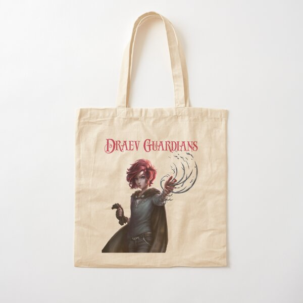 Draev Guardians Strayborn Cotton Tote Bag