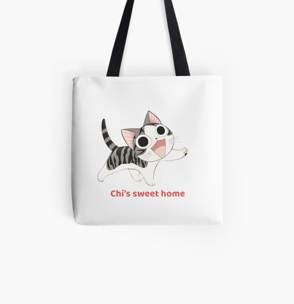 Chi's Sweet Home All Over Print Tote Bag