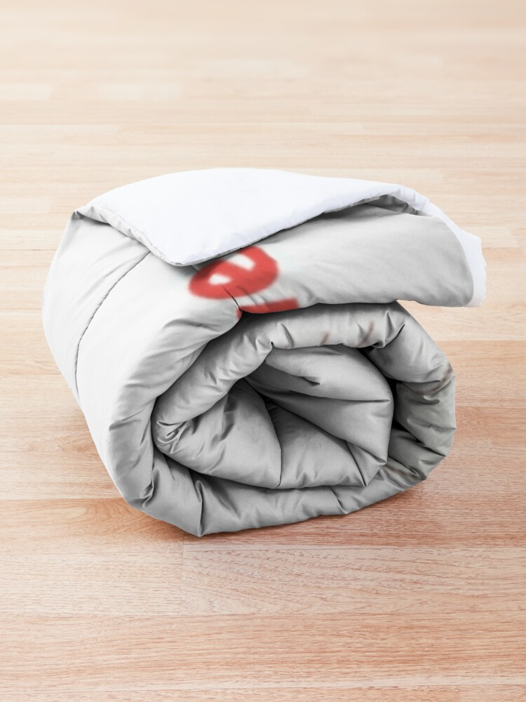 Alternate view of Chi's Sweet Home Comforter
