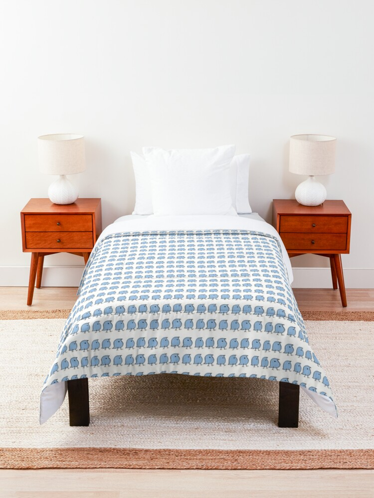 Alternate view of Many Wugs Comforter