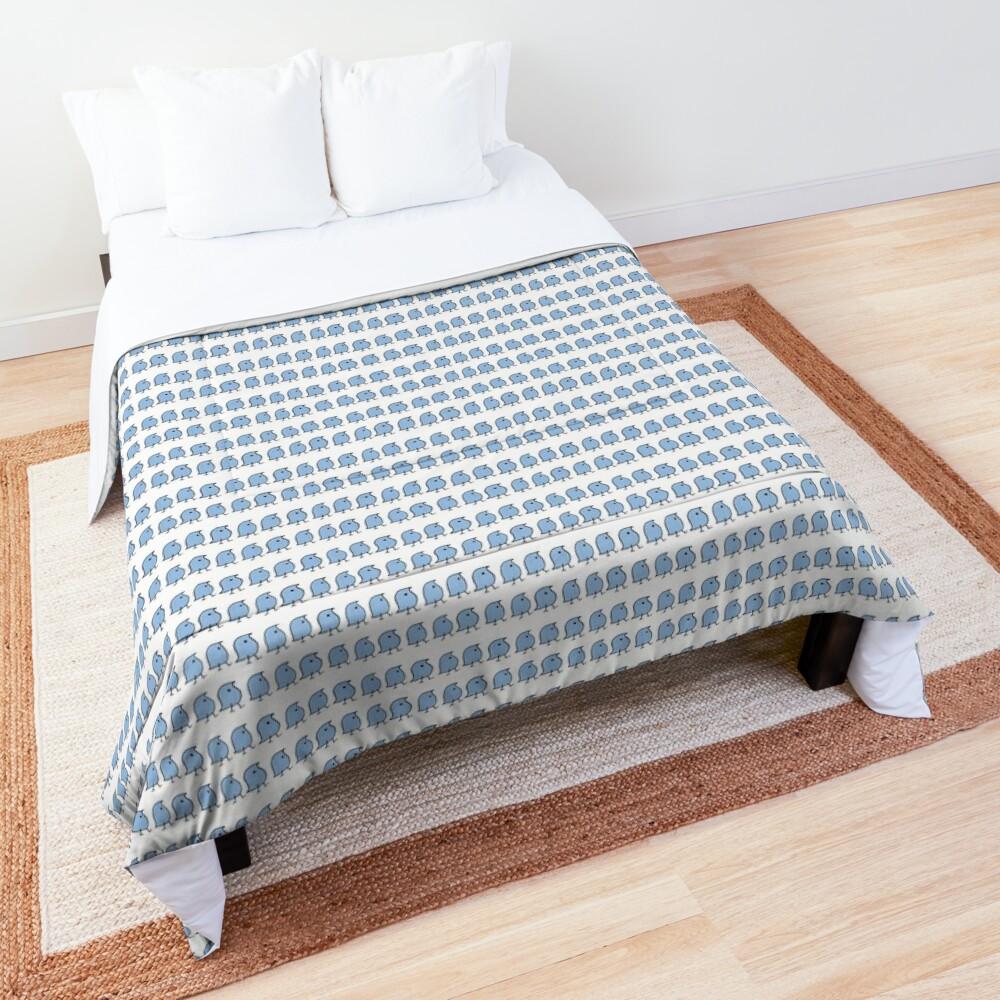 Many Wugs Comforter