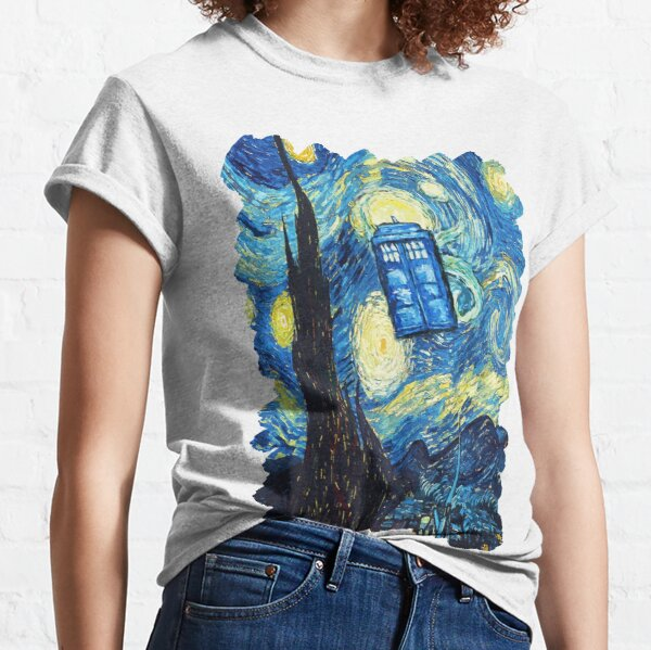 Starry Night Classic T-Shirt