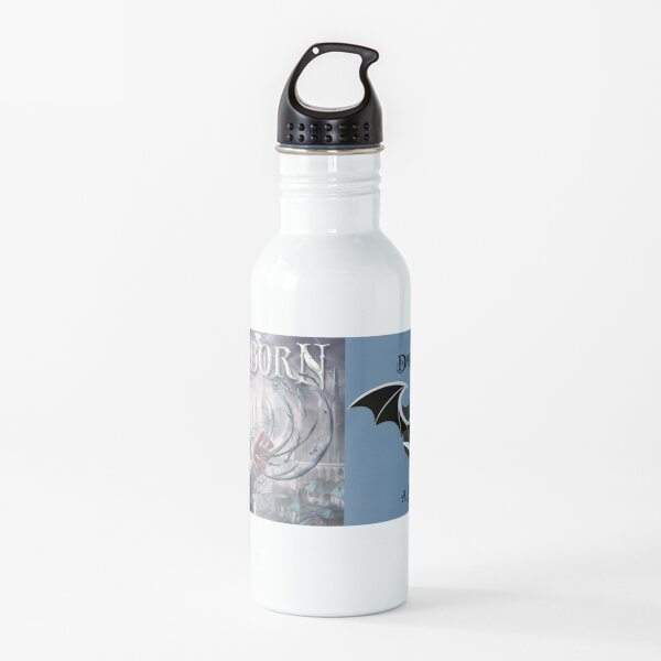 Strayborn fantasy book art Water Bottle