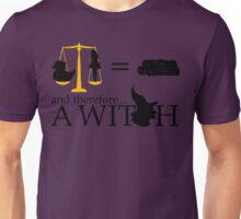 Monty Python - A Witch sketch Unisex T-Shirt