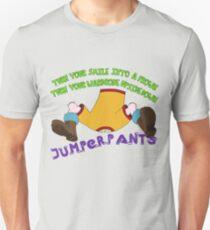 Das Jumperpanten Unisex T-Shirt