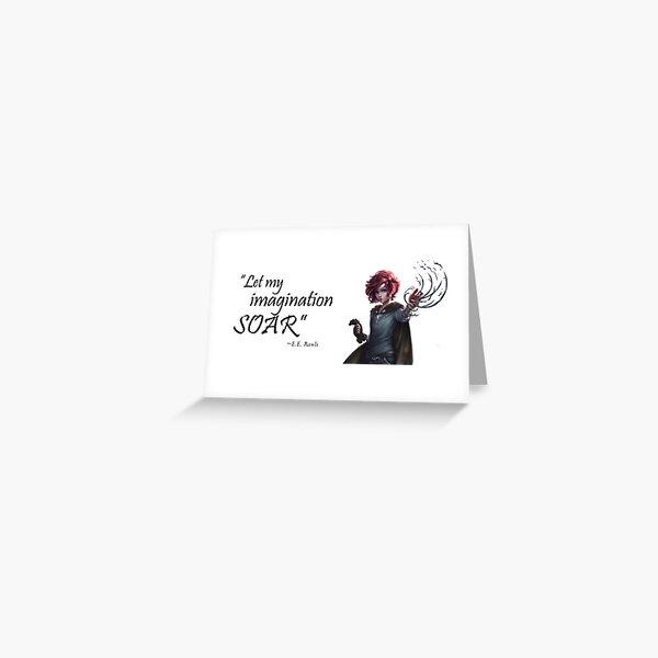 Draev Guardians artwork Greeting Card