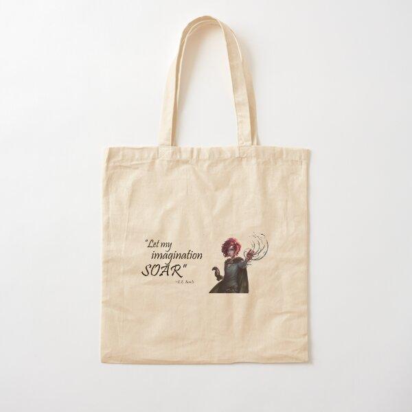 Draev Guardians artwork Cotton Tote Bag