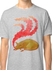Snoring Dragon Classic T-Shirt