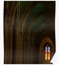 St John's Cathedral - Brisbane Poster