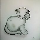 Little cat... by karina73020