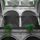 Italian Courtyard 1 by redph