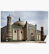 Abakh Hoja Tomb, Kashgar Poster