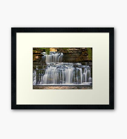 Cotter Force Framed Print