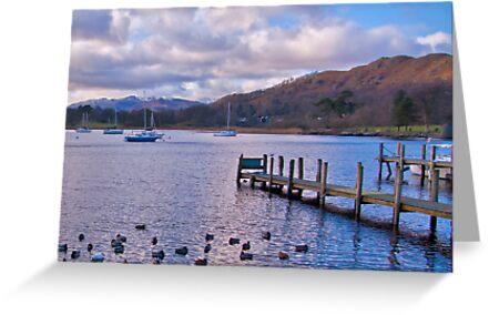 Lake Windermere by Trevor Kersley