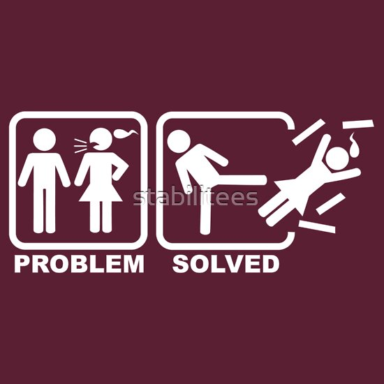TShirtGifter presents: Problem Solved