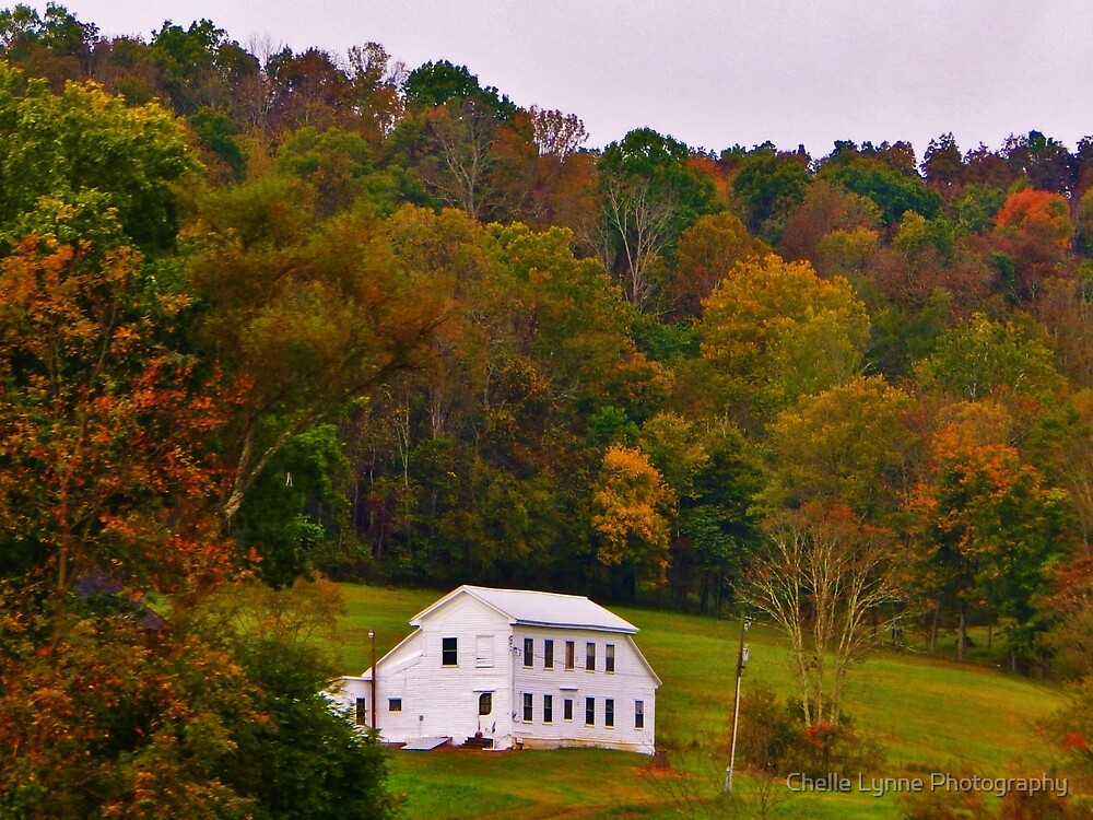 Memories of Fall by Chelle Lynne Photography
