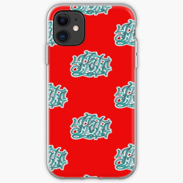 Hate less love moore iPhone Soft Case