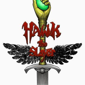 Hawk the Slayer (80 style) by Pango