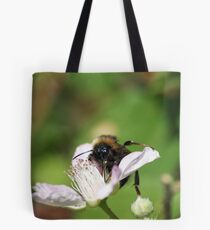 Humble Bumble Bee 2 Tote Bag