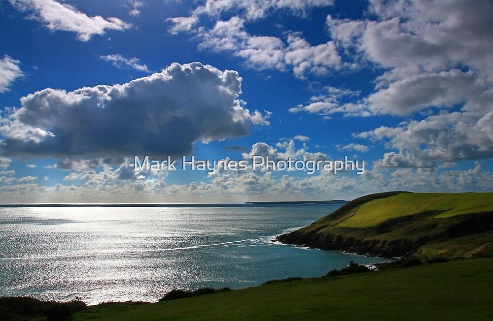 Atlantic View - Manorbier,Tenby,Pembrokeshire by Mark Haynes Photography