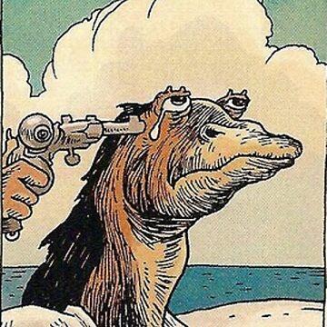 Star Wars VII Reaction by JohnnyWoodBoy