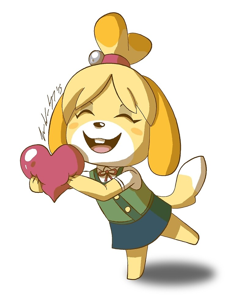Adorable Isabelle by MegaHayzer