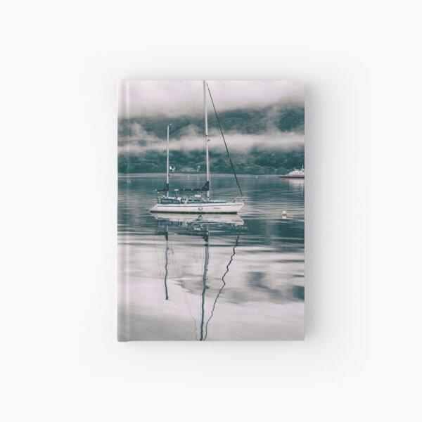 Loch Linnhe at Dawn Hardcover Journal