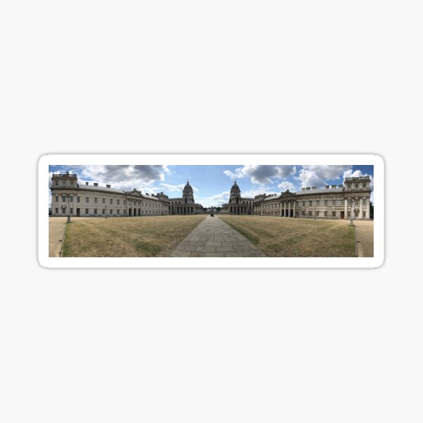 Old Royal Naval College Sticker