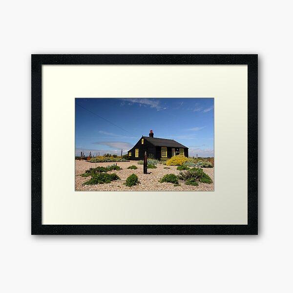 Prospect Cottage  Dungeness Framed Art Print