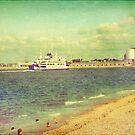 Vintage Portsmouth, UK by Sharon Bishop