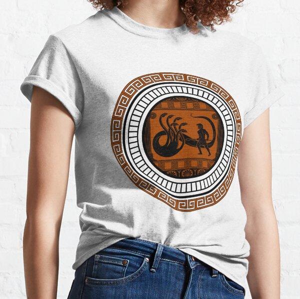 Hercules vs Hydra Classic T-Shirt