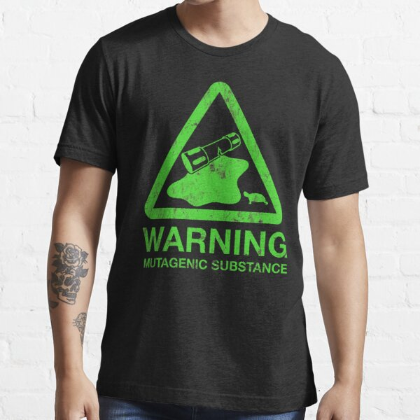 The Danger of the Ooze Essential T-Shirt