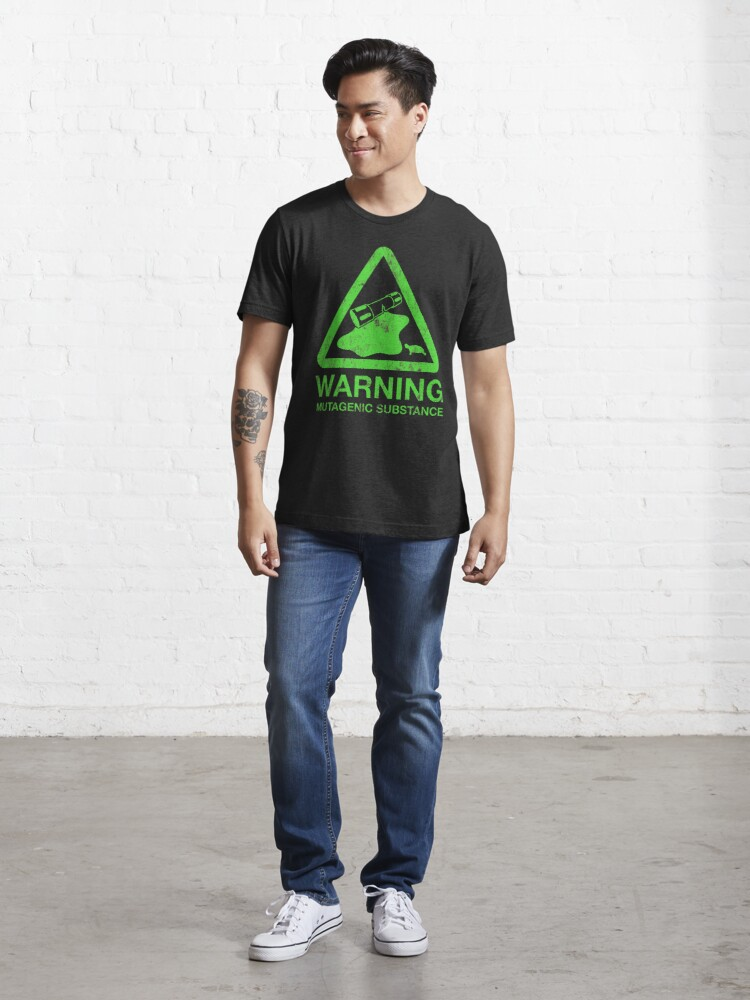 Alternate view of The Danger of the Ooze Essential T-Shirt