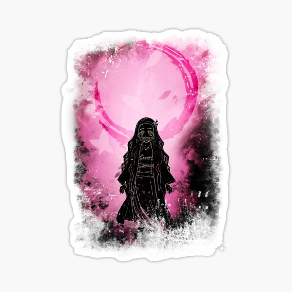 Half Demon Awakening Sticker