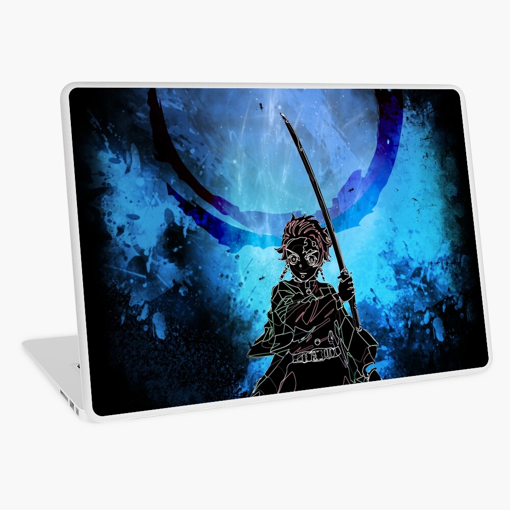 Water Spirit Awakening Laptop Skin