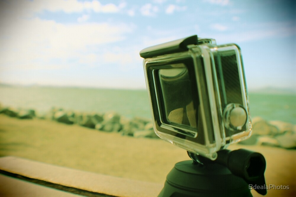 GoPro Hero 4 by BdealaPhotos