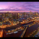 City of Dreams by Jonathan Newton