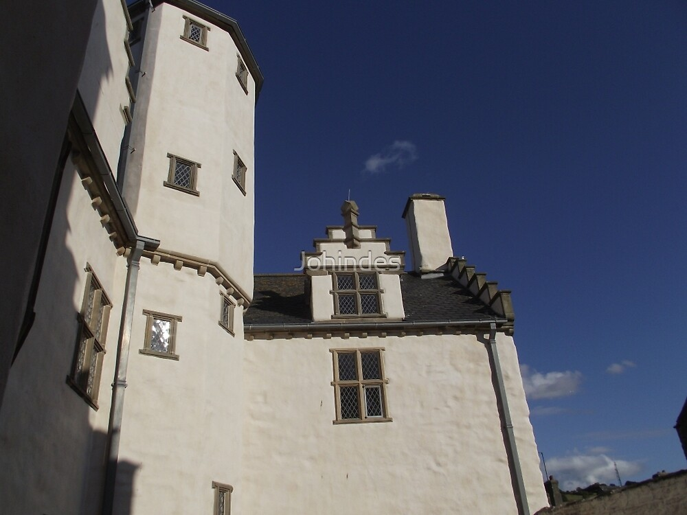 Plas Mawr outside by Johindes