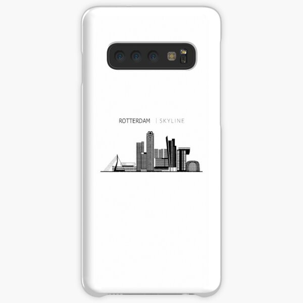 Rotterdam Skyline Cityscape Travel Samsung Galaxy Snap Case
