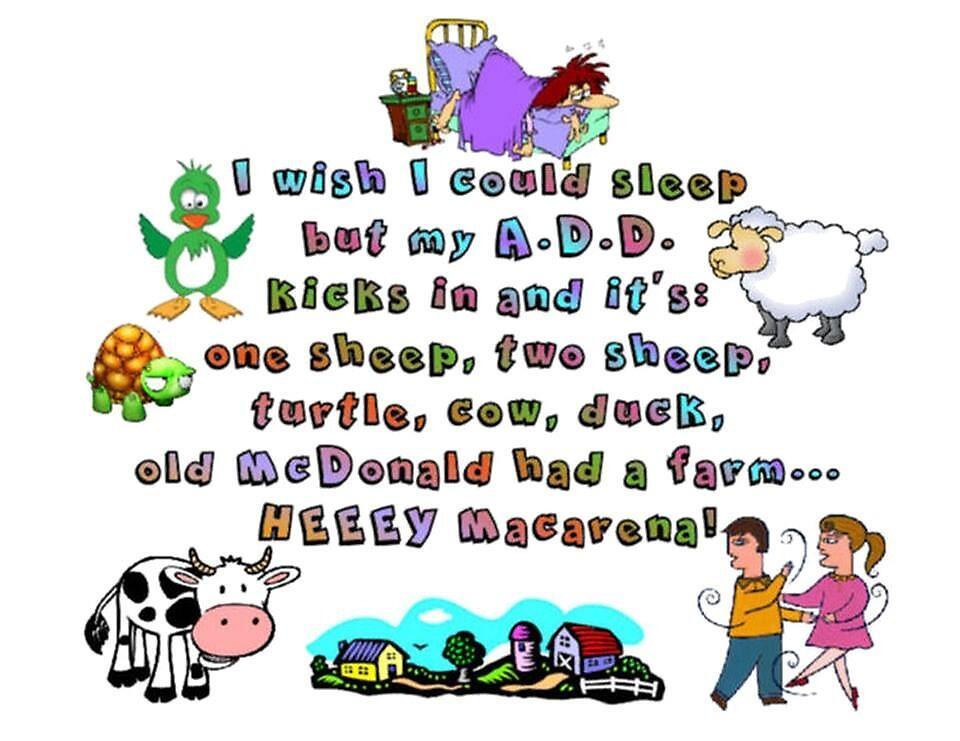 A.D.D. Old Mc Donald  by Sunshine1979