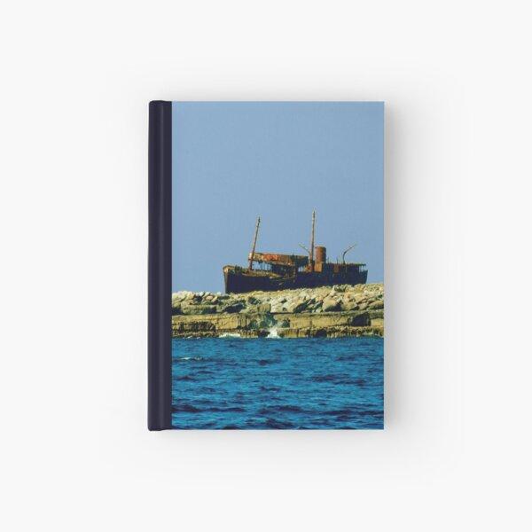 Shipwreck Hardcover Journal